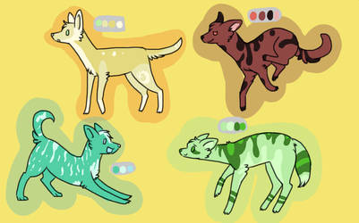 Free Doggy Adopts (0/4)