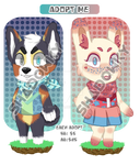 Animal Crossing Adopt Batch #1