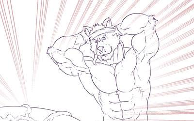 Scribble 42 by werewolf-z