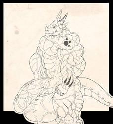 Finished 2 by werewolf-z