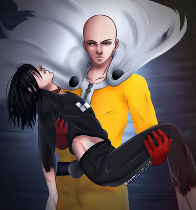 SAISONIC/ONE PUNCH MAN  by NomiRM
