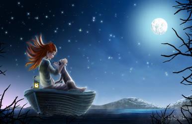White Night Fantasy by orochi-rob