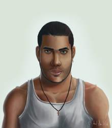 Self Portrait by orochi-rob
