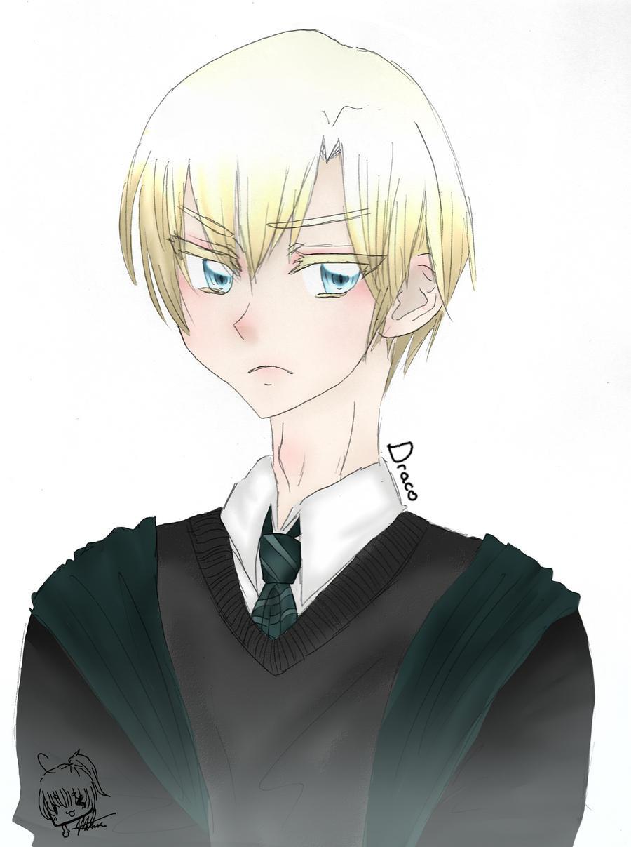 Draco Malfoy by Maru-ChanX3 on DeviantArt