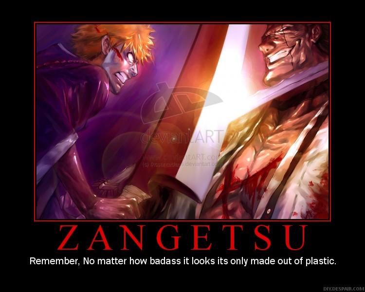 Zangetsu by Kisame-Thresher