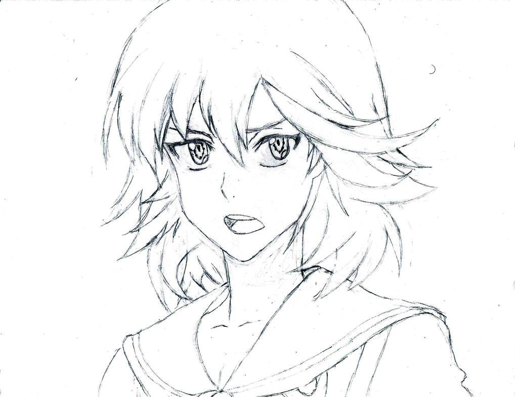 Matoi Ryuuko WIP 2 MK.II by Kisame-Thresher