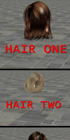 PACK OF HAIRS
