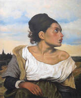 After Delacroix by lobo-benetti