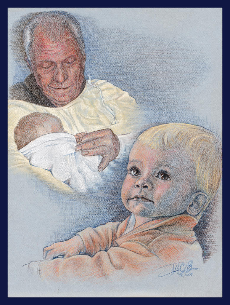 Too Little Time, Grandpa by Skyejcb