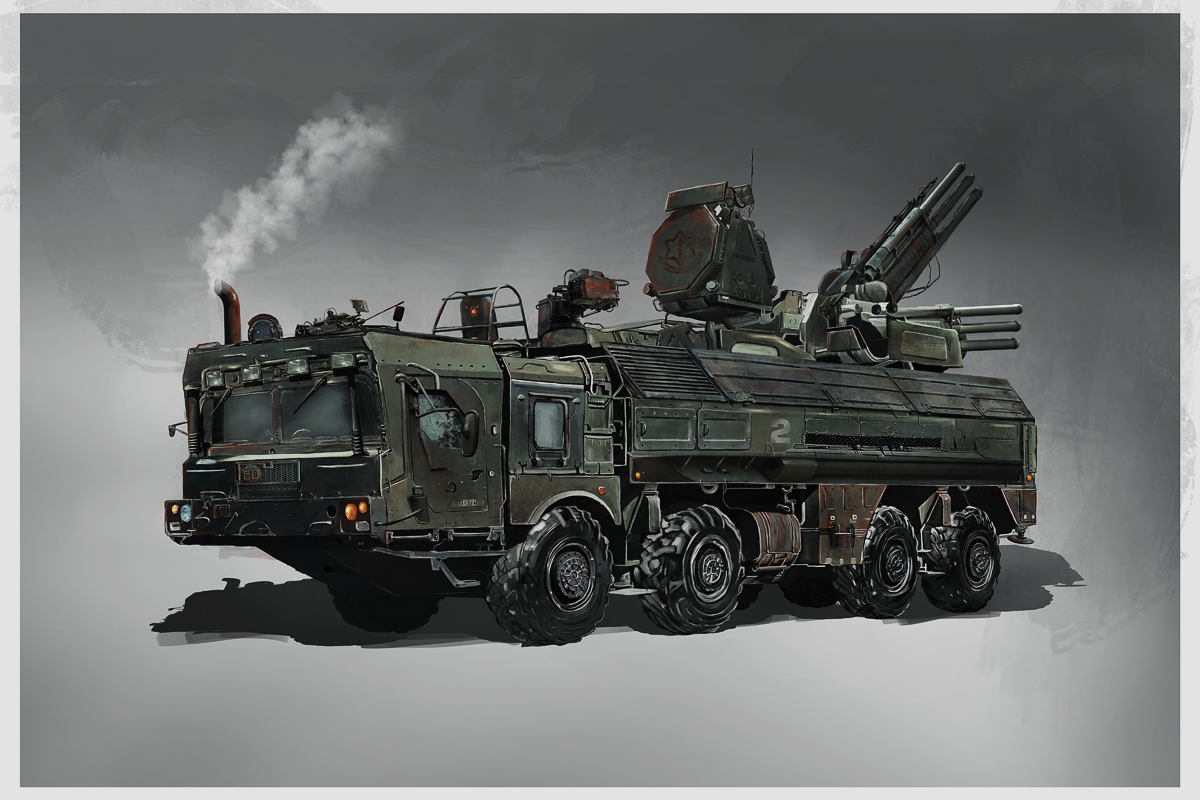 Angled Roof Combat Truck By Stgspi On Deviantart
