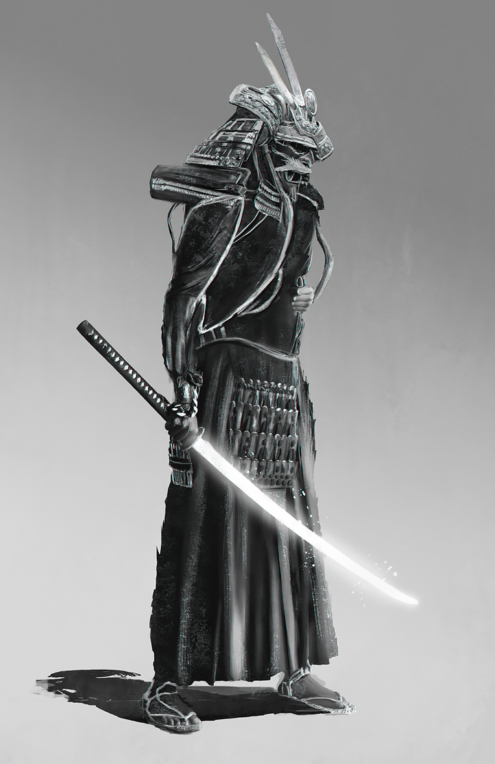 Samurai by stgspi