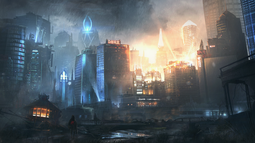 Night city by stgspi