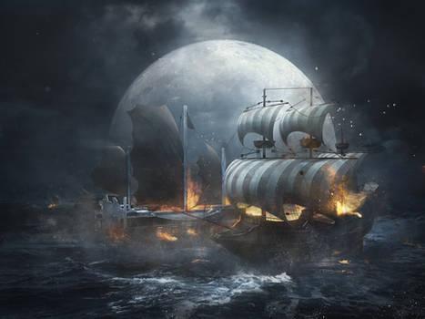 Battleship by stgspi