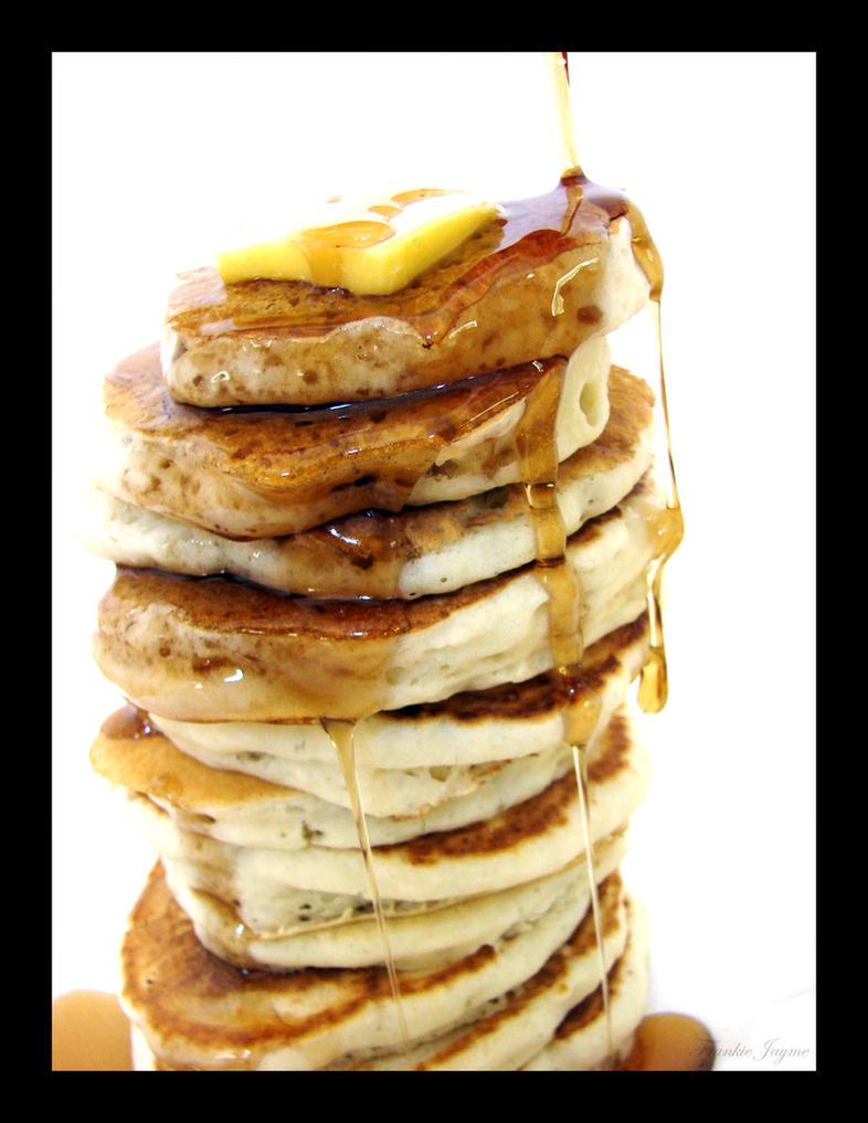 Mmm... Pancakes by Netaro