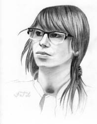 Leanne Marshall Portrait