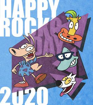 Happy Rocko Day 2020