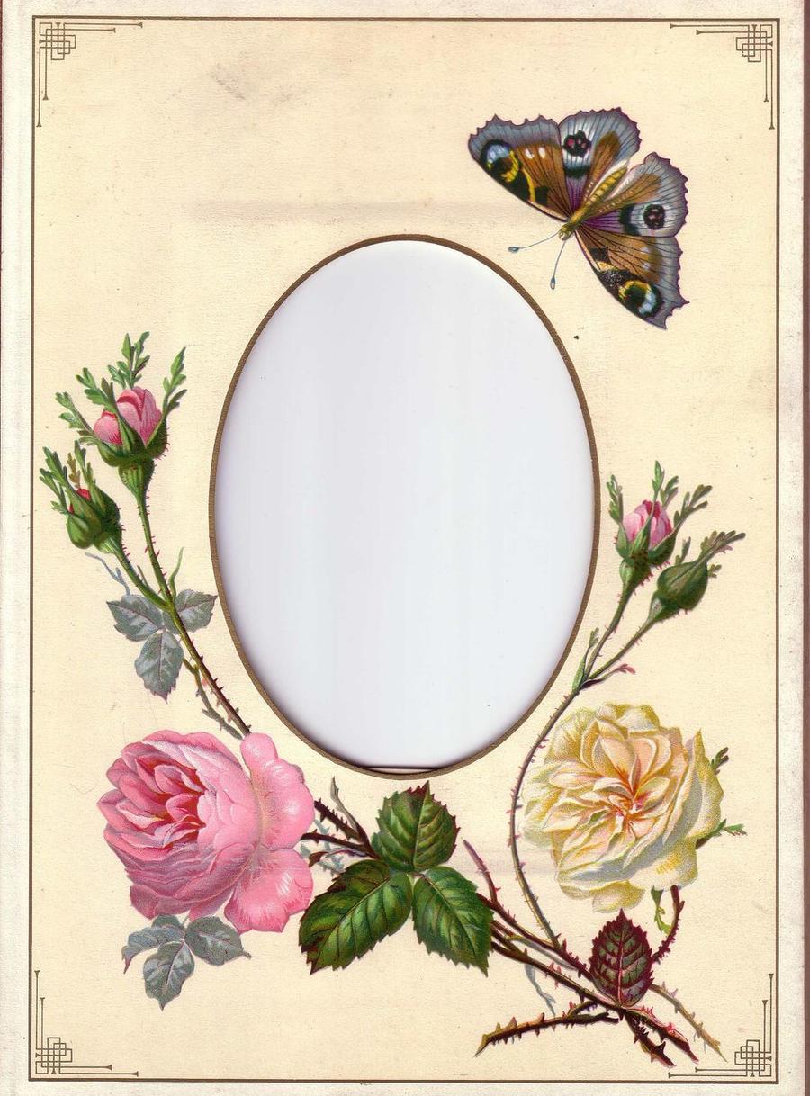 Victorian Photo Album 5 by sofi01
