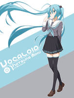Vocaloid 02 BG by Shugo19