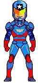 Micro Heroes Americian Son by leokearon