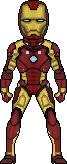 Heroic Age Iron Man by leokearon