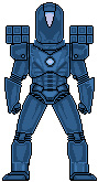 Micro Heroes Hammer Drone by leokearon