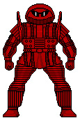 Micro Heroes Crimson Dynamo by leokearon