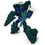 Digibash Titan Wars Terragator
