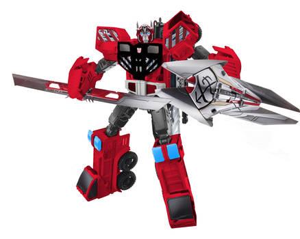 Digibash CW Sentinel Prime