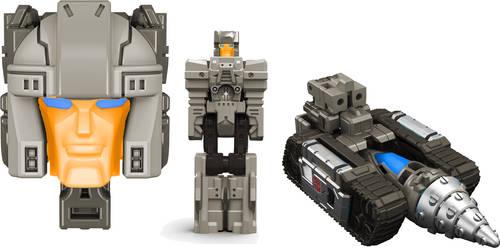 Digibash Titan Wars Groundbreaker
