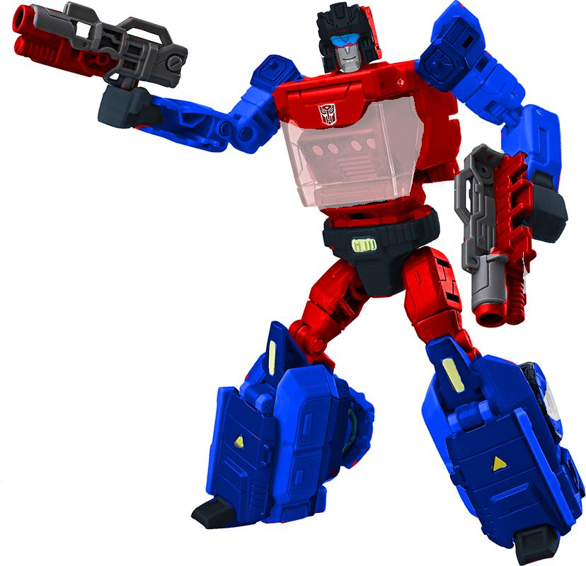Digibash Titan Wars Crosshairs