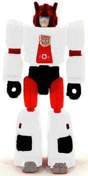 Digibash Action Master Red Alert