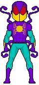 Micro heroes Tentakil by leokearon