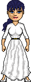 Koyuki Atlas Party Dress by leokearon