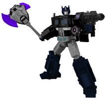 Digibash WFC Nemesis Prime 2