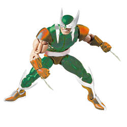 Digibash Marvel Legends Irish Wolverine