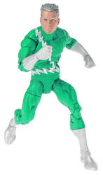 Digibash Marvel Legends Quicksilver Green 1