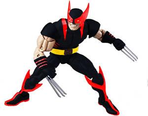 Digibash Marvel legends AOA Wolverine