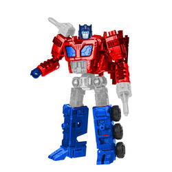 Digibash WFC Earthrise Deluxe Optimus prime