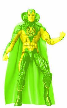 Digibash Marvel Legends Hydra Spectre