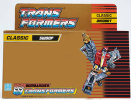 Digibash Swoop Classics Packaging