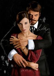 Selma Ergec + Mehmet Gunsur {Ses} by Lola-Shego