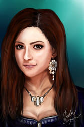 Esmanur Sultan [from fanfiction story] by Lola-Shego