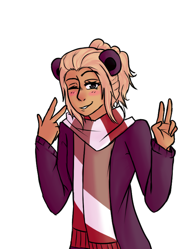 .:Request:. Peace! by Sabrina-Tellijohn
