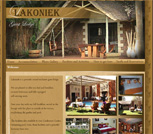 Lakoniek Guest House - Pixel Totems Web Project by PixelTotems
