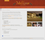 Malikana Guest House - Pixel Totems Web Project by PixelTotems