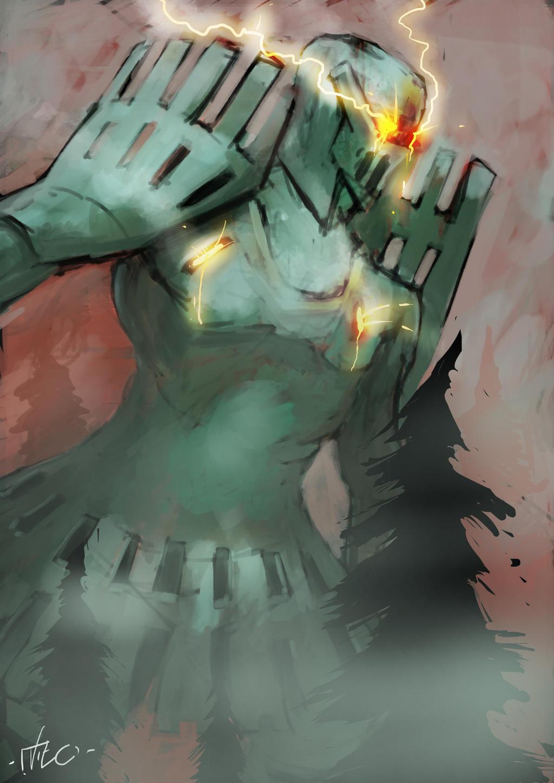 Elder Giant by HaluzCZ
