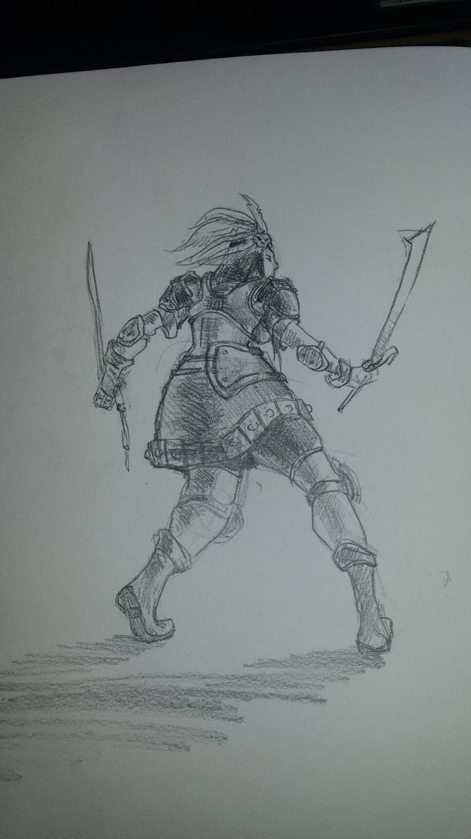 Fighter by HaluzCZ