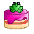 Froggy Cake by Jippytoes