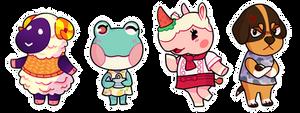 Animal Crossing!!