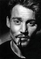 Johnny Depp II. by Thubakabra